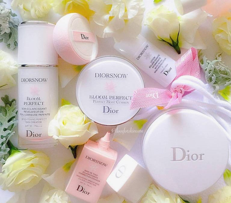 Diorsnow Brightening Moist Cushion