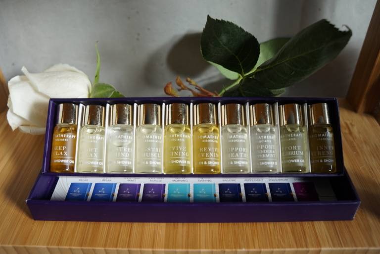 Over the Years:  Aromatherapy Associates extends their long history of aromatherapy expertise to Southeast Asia.