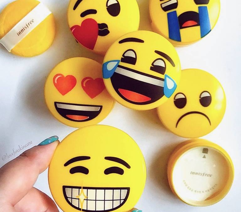 Emoji Makeup by Innisfree
