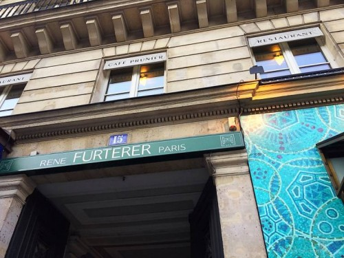 Rene Furterer Hair Spa in Paris