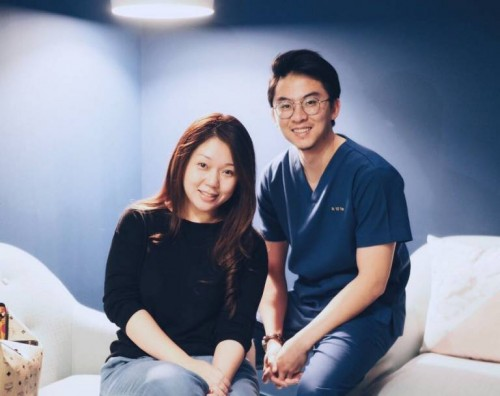 Dr Tan at Mizu Aesthetic Clinic